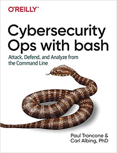 Cybersecurity Ops with bash