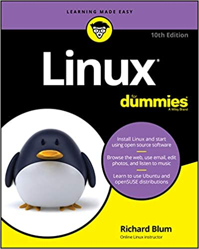 Linux For Dummies 10th Edition