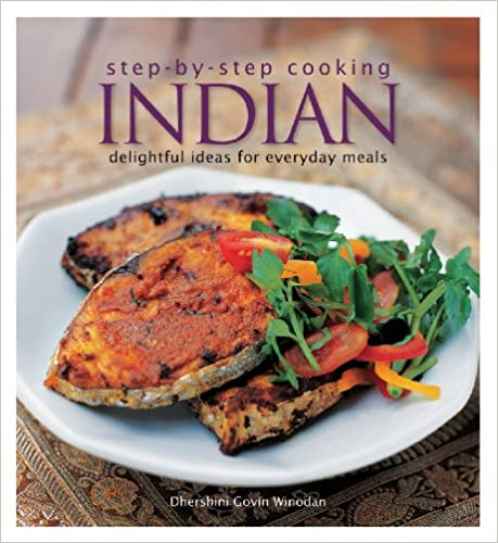 Step by Step Cooking Indian