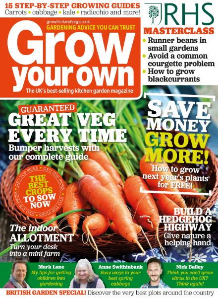 Grow Your Own - July 2021