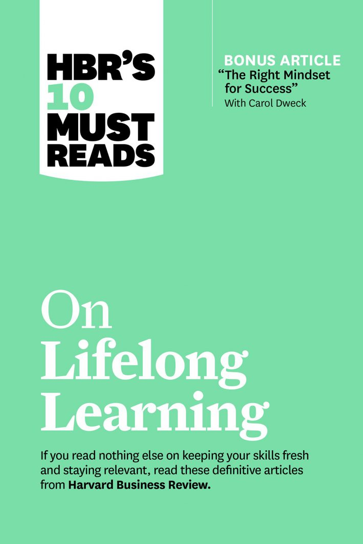 HBR's 10 Must Reads on Lifelong Learning (HBR's 10 Must Reads) (True EPUB)