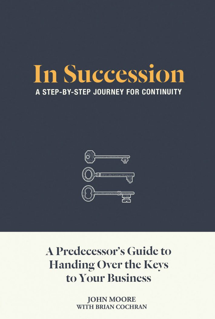 In Succcession A Step-by-Step Journey For Continuity