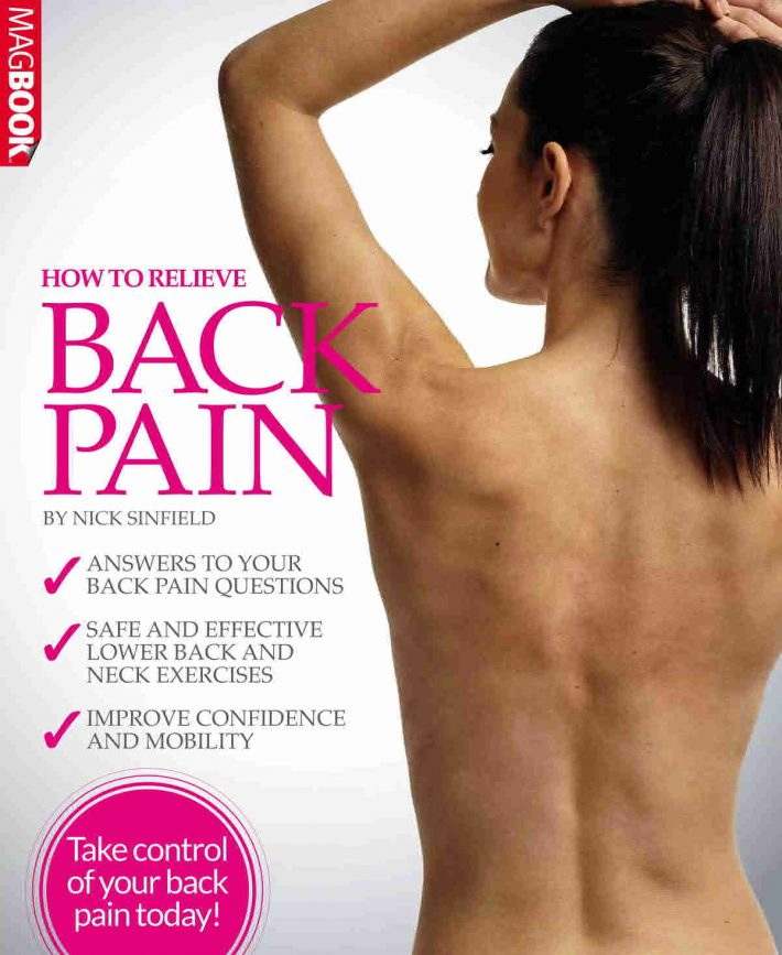 YOGA Series - Relieve Back Pain, 2021