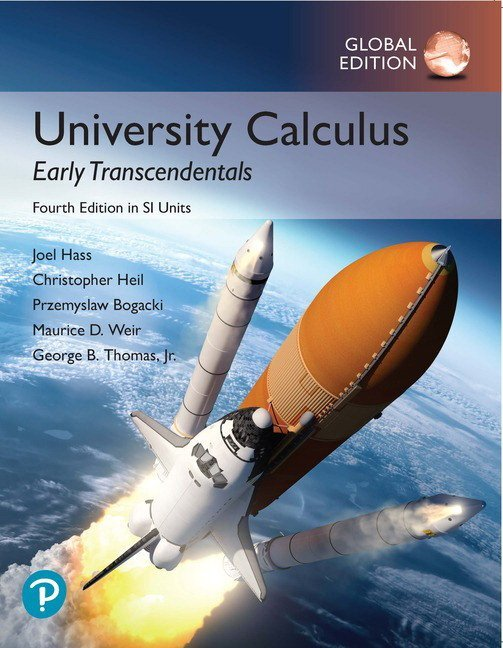 University Calculus Early Transcendentals, 4th Edition