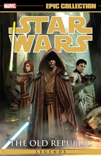 Star Wars Legends Epic Collection – The Old Republic Vol. 4