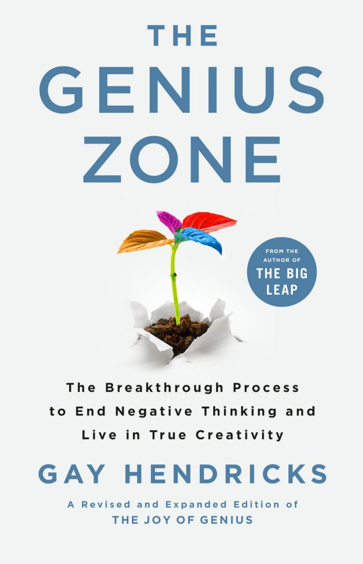 The Genius Zone The Breakthrough Process to End Negative Thinking and Live in True Creativity