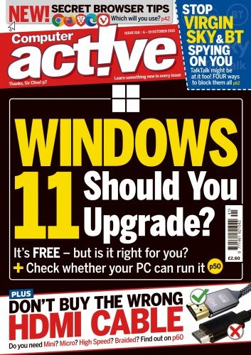 Computeractive - Issue 616, 06 October 2021