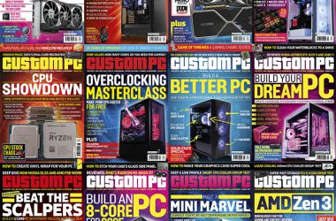 Custom PC - 2021 Full Year Issues Collection