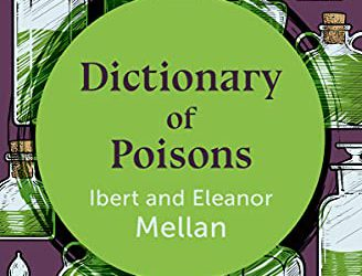 Dictionary of Poisons